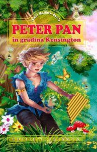 Peter Pan in gradina Kensington