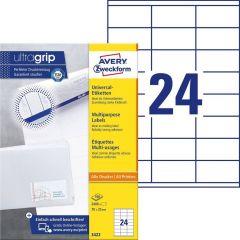 Etichete universale Avery-Zweckform 3422, 70x35 mm