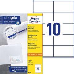 Etichete universale Avery-Zweckform 3425, 105x57 mm
