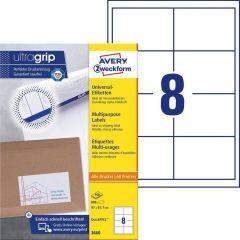 Etichete universale Avery-Zweckform 3660, 97x67,7 mm