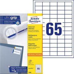Etichete universale Avery-Zweckform 3666,  38x21,2 mm