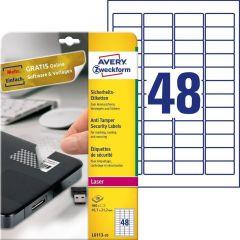 Etichete pentru sigilii Avery-Zweckform L6113-20