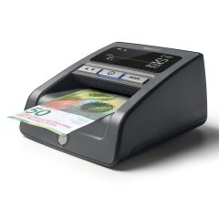 Detector de bancnote false, SAFESCAN 155-S, cu 7 puncte de detectare a falsurilor