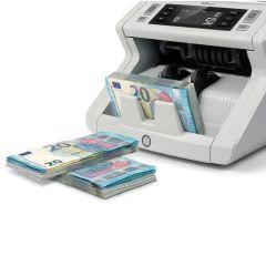 Masina de numarat bancnote, SAFESCAN 2250, cu trei puncte de detectare a falsurilor