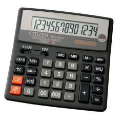 Calculator de birou 14 digiti CITIZEN SDC-640