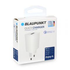 Blaupunkt Incarcator rapid  USB 2.0 alb