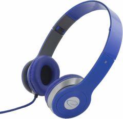 Esperanza Casti Stereo Techno Albastru EH145B
