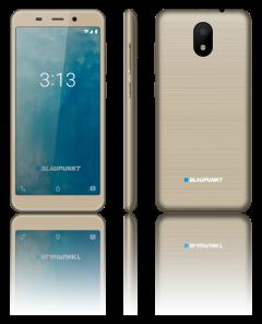 Blaupunkt SM 02, Dual SIM, 8GB, 3G, Auriu