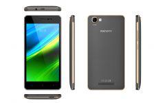 Karbonn K9 Smart 3G / Gri-Auriu