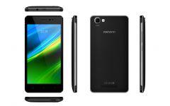 Karbonn K9 Smart 3G / Negru-Argintiu