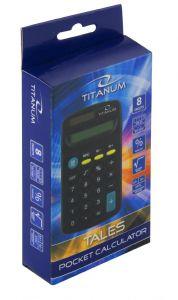 Esperanza Calculator de buzunar Titanium Tales
