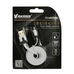 Vakoss Cablu Micro USB 5P Transfer Si Incarcare 12