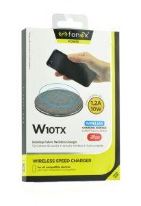 Fonex Incarcator Wireless Fabric Cu Incarcare Rapida/10W