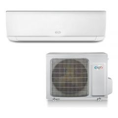 Aer conditionat tip split inverter ARGO Ecolight 24000BTU, INTELLIGENT DEFROST, Functia Turbo, Refrigerant super-ecologic R32