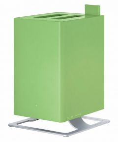 Umidificator si Difuzor de arome Stadler Form Anton Lime, Rezervor 2.5 litri, 170 g/h, Modul antibacterian, Oprire automata