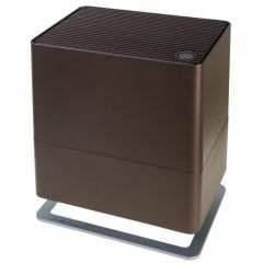Umidificator si purificator Stadler Form Oskar little bronze, Rezervor 2.5 litri, 200 g/h, LED, Modul antibacterian, Oprire automata, Dispozitiv de arome