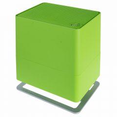 Umidificator si purificator Stadler Form Oskar Little Lime, Rezervor 2.5 litri, 200 g/h, LED, Modul antibacterian, Oprire automata, Dispozitiv de arome, Umidificare naturala