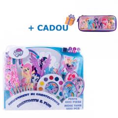 Set 1000 de piese My Little Pony + Cadou Penar 3D My Little Pony