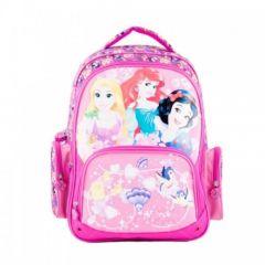 Ghiozdan 3 compartimente Princess Happyschool