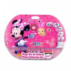 Mega set de colorat 5in1 Minnie - MIE1907