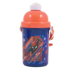 Termos plastic Spider-Man Happyschool - SPA44451