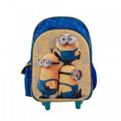 Trolley mare 3D Minions Happyschool