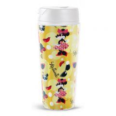 Cana Termos plastic 450 ml Wymienna, Dekor Hollywood Minnie