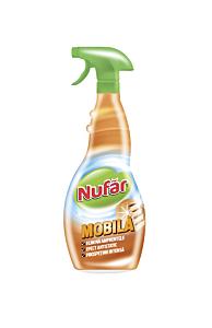 Solutie curatare mobila Nufar, 500 ml