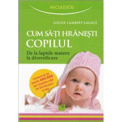 Cum sa-ti hranesti copilul - Louise Lambert-Lagace