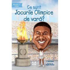 Ce sunt Jocurile Olimpice de Vara? - Gail Herman