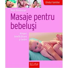 Masaje pentru bebelusi - Birgit Brauburger