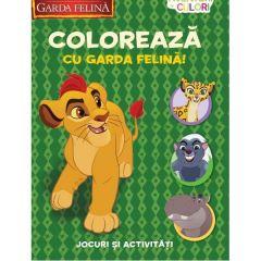 Carrefour Romania Disney Garda Felina In Actiune 32 De