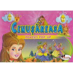 Cenusareasa - Povesti Pop-up