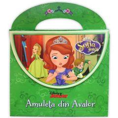 Disney Sofia Intai - Amuleta din Avalor - posetuta
