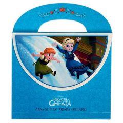 Disney Regatul de gheata - Anna si Elsa: Vremea copilariei - posetuta