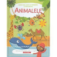 Animalele - Marea mea carte de intrebari si raspunsuri