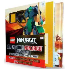 Lego Ninjago - Aventura Ninjago. 50 de modele de construit cu piesele tale Lego