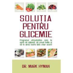 Solutia pentru glicemie - Mark Hyman