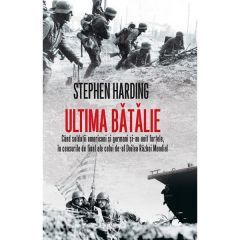 Ultima batalie - Stephen Harding