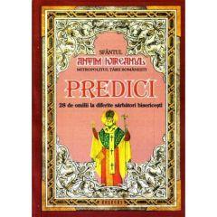 Predici - Sfantul Antim Ivireanul