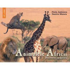 Animalele Africii - Florin Andreescu, Dumitru Murariu