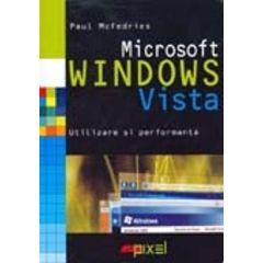 Microsoft Windows Vista - Paul Mcfedries