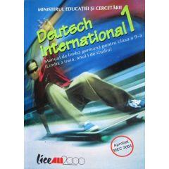 Manual germana clasa 9 - Deutsch International 1
