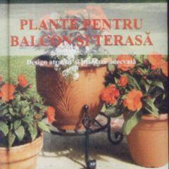 Plante pentru balcon si terasa - Dumont