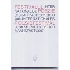 Festivalul international de poezie Oskar Pastior, Sibiu 2007