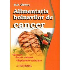 Alimentatia bolnavilor de cancer - D.D. Chiriac