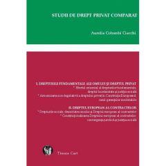 Studii de drept privat - Aurelia Colombi Ciacchi