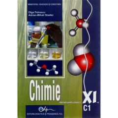 Manual chimie clasa 11 C1 - Olga Petrescu, Adrian-Mihail Stadler