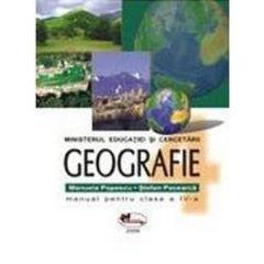 Manual geografie manual pentru clasa 4 - Manuela Popescu, Stefan Pacearca