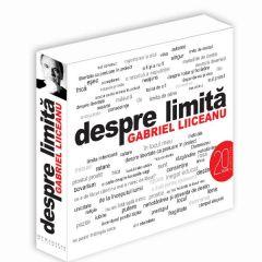 Audiobook CD - Despre Limita - Gabriel Liiceanu